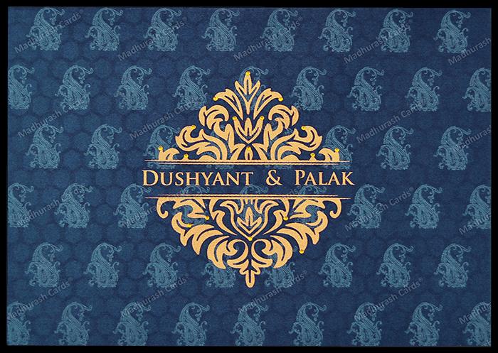 Designer Invitations - DWC-7339