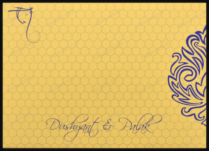 Designer Invitations - DWC-7339 - 3