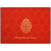 Designer Wedding Cards - DWC-7340