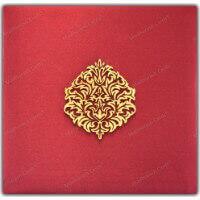 Fabric Wedding Cards - FWI-9205A