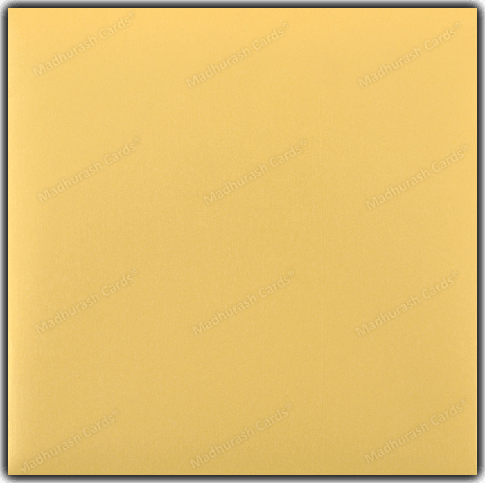 Custom Wedding Cards - CZC-9205B - 3