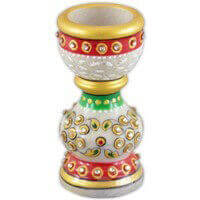 Traditional & Marble Gifts - MG-Marble sindoor dani