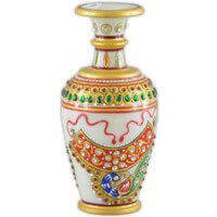 Traditional & Marble Gifts - MG-Flower Vaspot