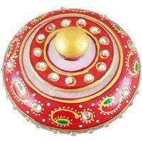 Traditional Gifts - TG-Marble sindoor dani 1