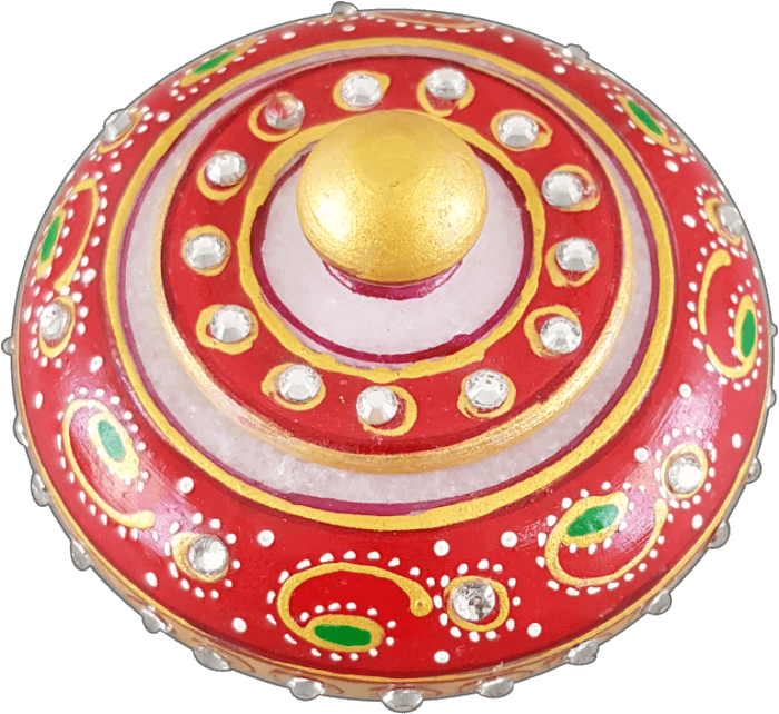 test Traditional Gifts - TG-Marble sindoor dani 1