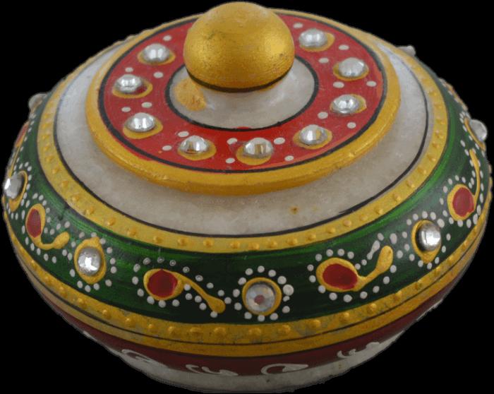test Traditional & Marble Gifts - MG-Sindoor Daani