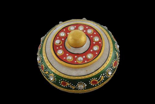 Traditional & Marble Gifts - MG-Sindoor Daani - 3