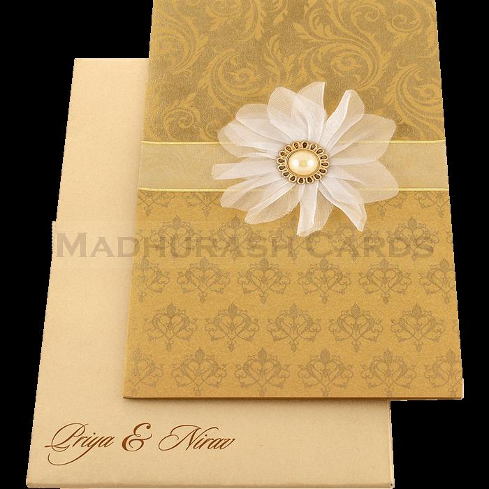 test Designer Wedding Cards - DWC-16085