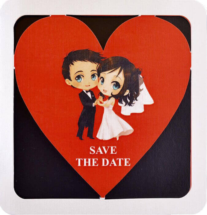test Save the Date - SD-9538