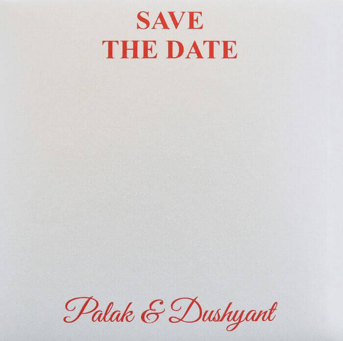 Save the Date - SD-9538 - 4