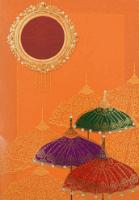 Muslim Wedding Cards - MWC-16148.
