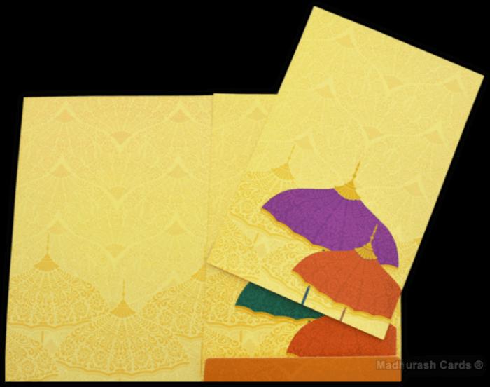 Muslim Wedding Invitations - MWC-16148. - 4