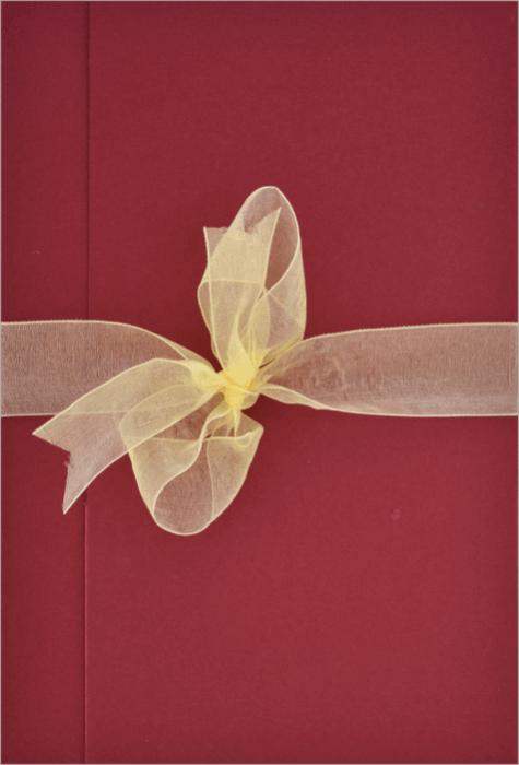test Custom Wedding Cards - CZC-9491