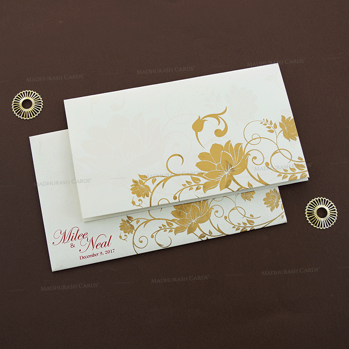 Muslim Wedding Cards - MWC-14128