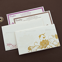 Hindu Wedding Cards - HWC-14128