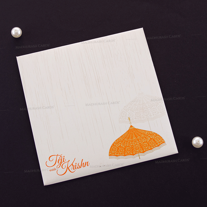 Hindu Wedding Cards - HWC-17086 - 3