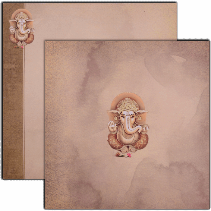 Hindu Wedding Cards - HWC-17137