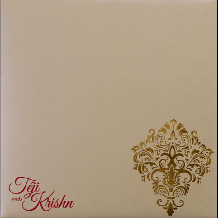 Muslim Wedding Cards - MWC-17163 - 4