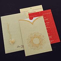 Muslim Wedding Cards - MWC-17184