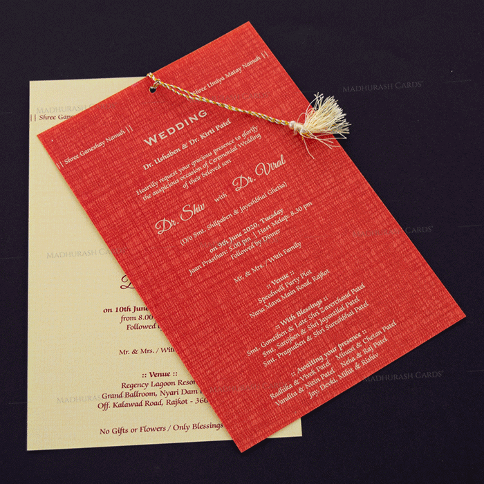 Multi-faith Invitations - NWC-17184 - 4