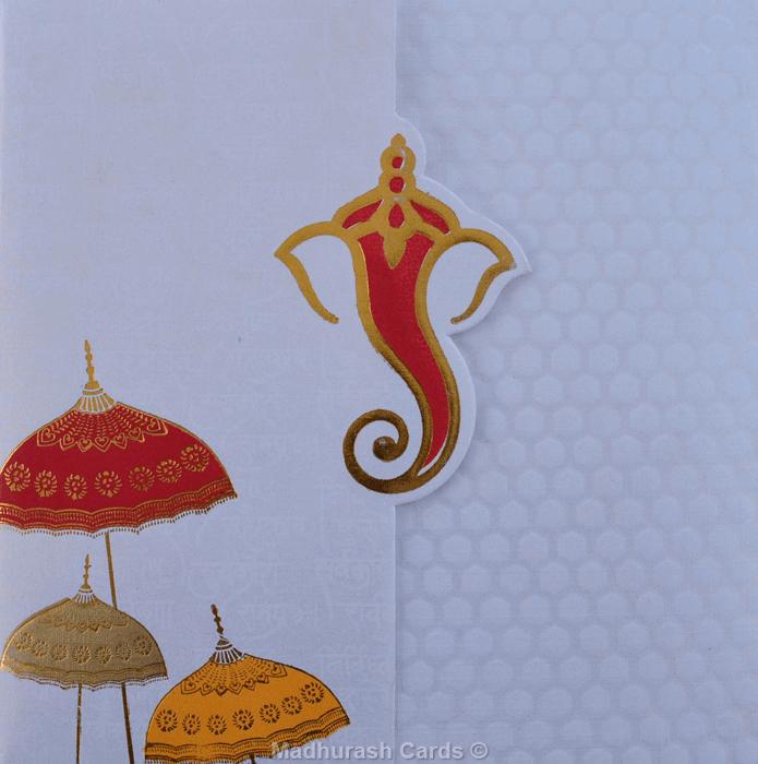 Hindu Wedding Invitations - HWC-17252