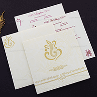 Hindu Wedding Cards - HWC-17286