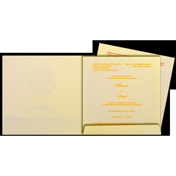 Hindu Wedding Cards - HWC-17286 - 5