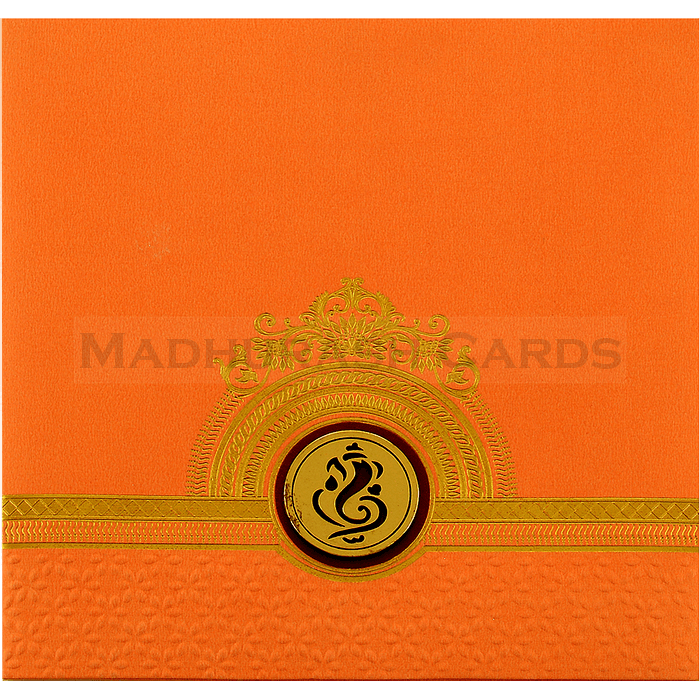Hindu Wedding Cards - HWC-17134
