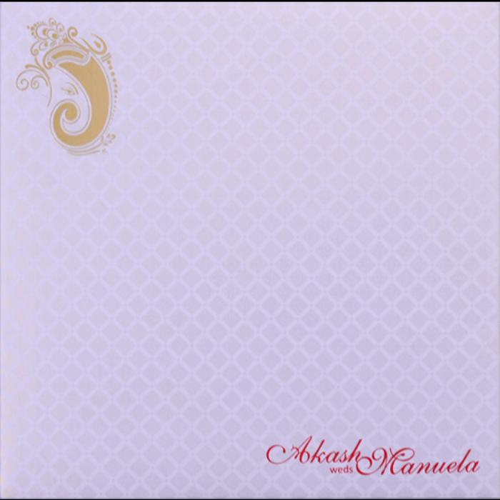 Hindu Wedding Cards - HWC-17226 - 4