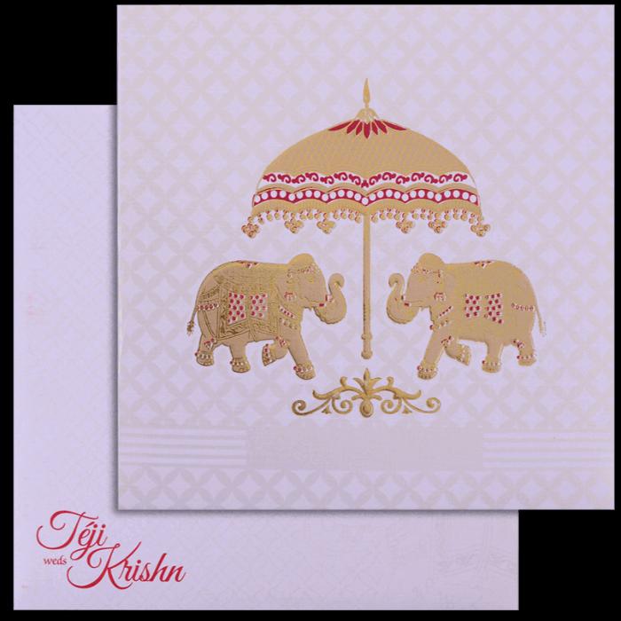 Muslim Wedding Cards - MWC-17202