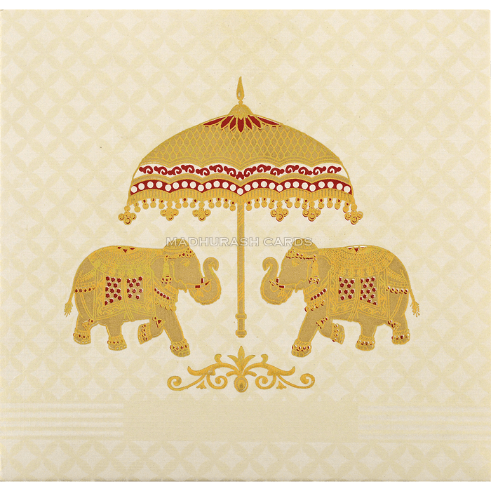 Hindu Wedding Cards - HWC-17202