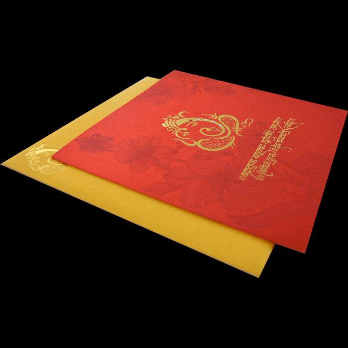 Fabric Invitations - FWI-17185 - 5