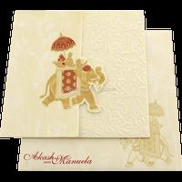 Muslim Wedding Cards - MWC-17203