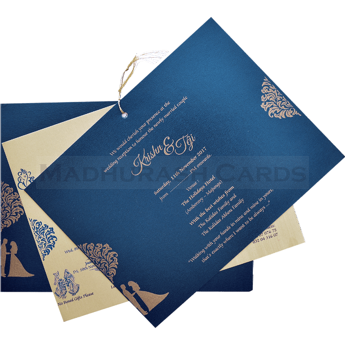 Laser Cut Invitations - LCC-17020 - 5