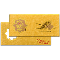 Hindu Wedding Cards - HWC-17290