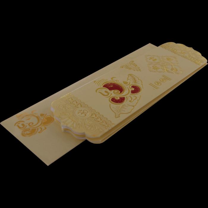 Hindu Wedding Cards - HWC-17308 - 5