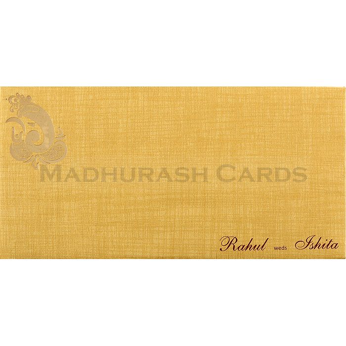 Hindu Wedding Cards - HWC-17194 - 3