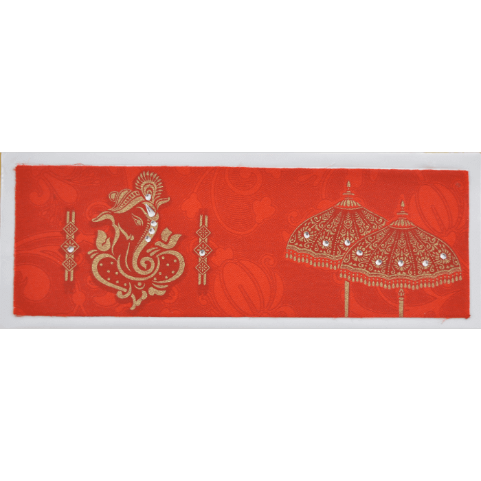 Hindu Wedding Cards - HWC-17787