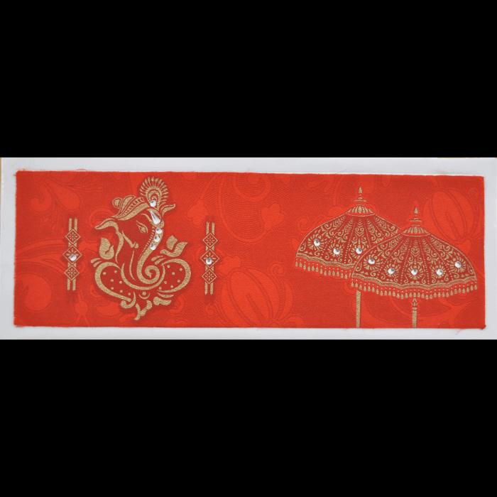 Hindu Wedding Invitations - HWC-17787