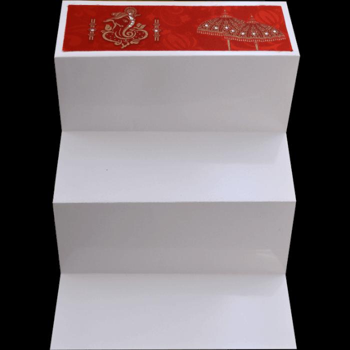 Hindu Wedding Invitations - HWC-17787 - 3