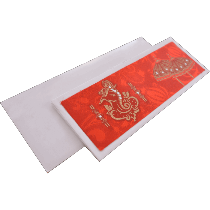 Hindu Wedding Cards - HWC-17787 - 5