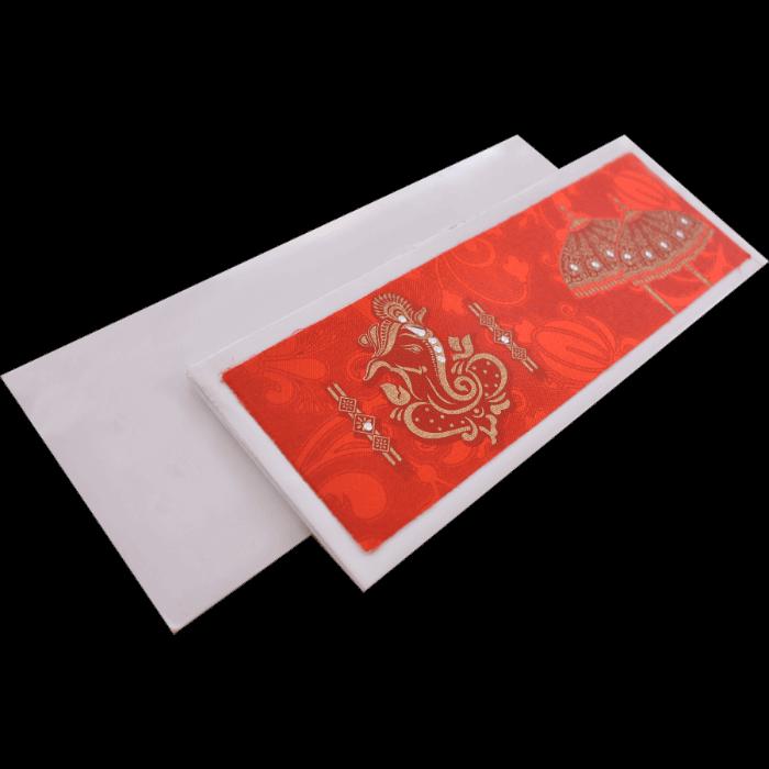 Hindu Wedding Invitations - HWC-17787 - 5