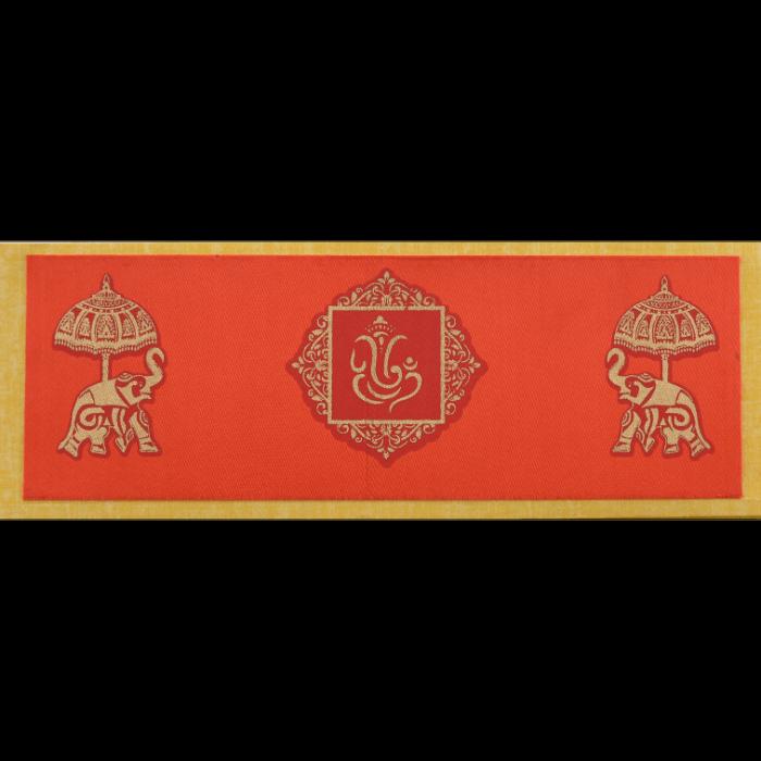 Hindu Wedding Cards - HWC-17776