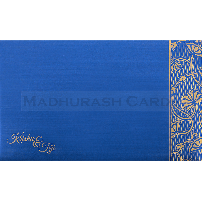 Sikh Wedding Cards - SWC-17091S - 4