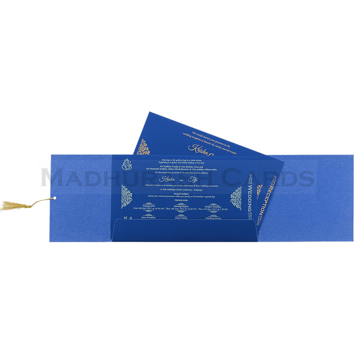 Christian Wedding Cards - CWI-17091I - 5