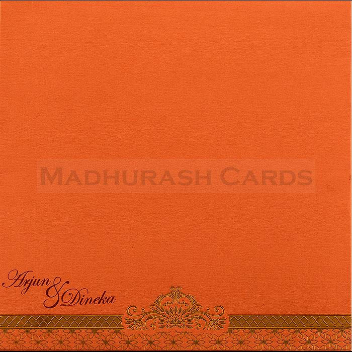 Sikh Wedding Cards - SWC-17134S - 4