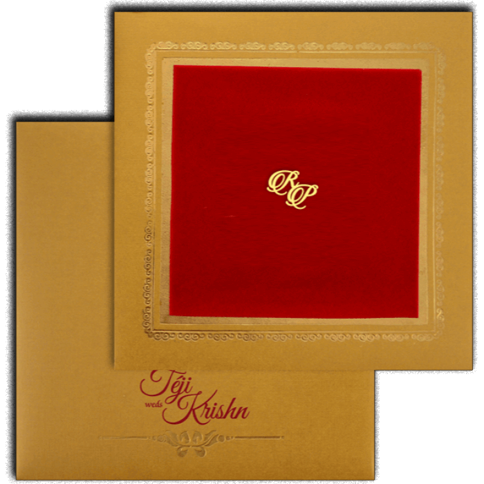 test Multi-faith Invitations - MFI-17145I
