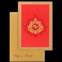 Christian Wedding Cards - CWI-17157I