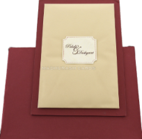Custom Wedding Cards - CZC-9431M