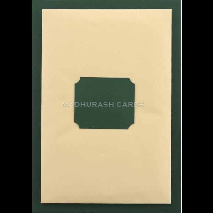 test Custom Wedding Cards - CZC-9431G